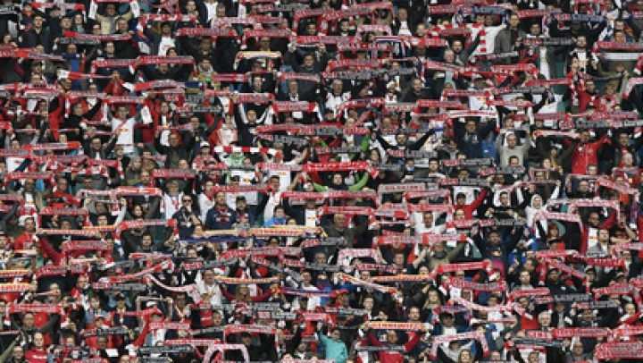 Болельщик немецкого клуба скончался на стадионе во время матча