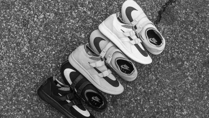 NikeLab усовершенствовал обувь 1980-х годов