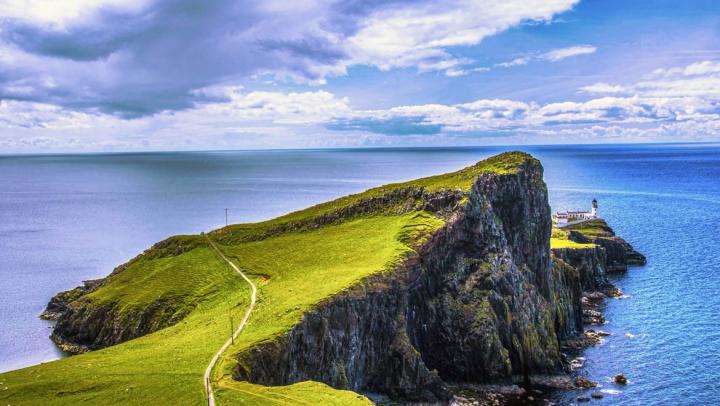 Шотландский остров ищет медсестру для работы вдали от континента
