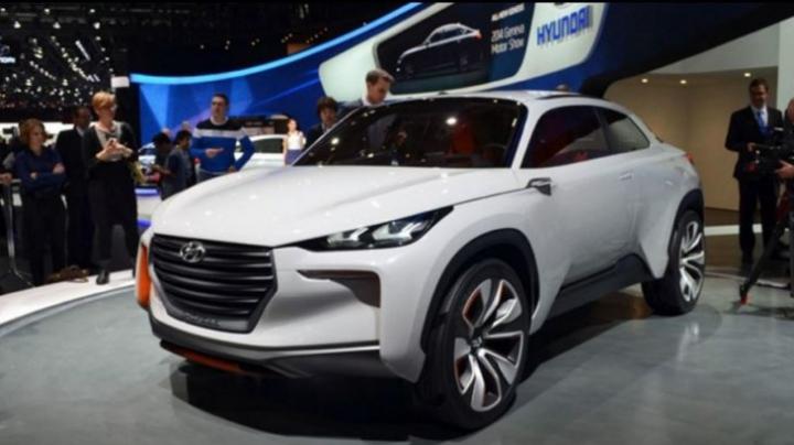 Названа дата начала продаж нового кроссовера Hyundai Kona