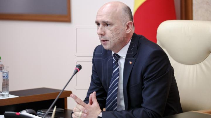Премьер-министр Павел Филип обратился к гражданам