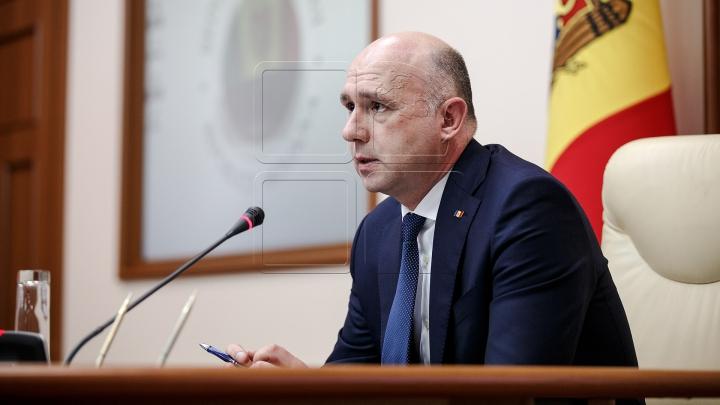 Павел Филип выступил с предложением по ликвидации последствий непогоды