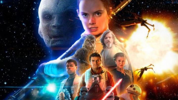 """Видео: Первый трейлер новых """"Звездных войн"""" стал хитом"""