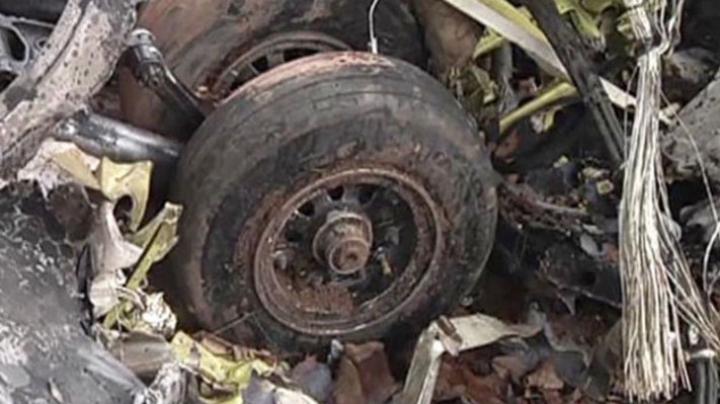 В США разбился легкий самолет, четверо человек погибли