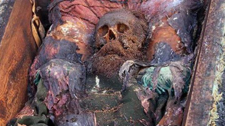 Найденный в гробу в Турции русский военный оказался капитаном