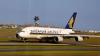 Singapore Airlines запустила самолет на топливе с растительным маслом