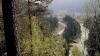 Группа молодых художников засняла при помощи беспилотника живописный пейзаж Карпатских гор