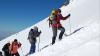 На Эльбрусе разыскивают группу туристов