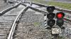 В сети появилось видео с выжившим после падения под поезд зацепером