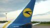 Самолет украинской компании получил получил серьезные повреждения после посадки в Запорожье