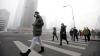 """В Китае начали нанимать на работу """"дегустаторов смога"""""""