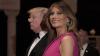 Меланья Трамп отказалась взять мужа за руку во время визита в Израиль