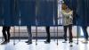 Во Франции образовались очереди на избирательных участках