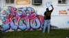 В Иордании открылся фестиваль граффити