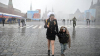 Москвичей на праздники ждут дожди и мокрый снег