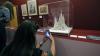 СМИ: Директора музея уволили за дефиле в нижнем белье на фоне экспозиции о казачестве