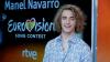 Представитель Испании на Евровидении-2017 сделал татуировку на украинском языке