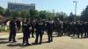 В Одессе из-за сообщения о минировании эвакуировали людей с Куликова поля
