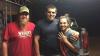 Владелец металлоискателя помог молодожёнам найти потерянные из-за торнадо кольца