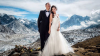 Молодожёны в течение трёх недель покоряли Эверест ради свадебной фотосессии