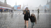 На Центральную Россию надвигается похолодание с мокрым снегом и гололедицей