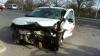 Таксист уснул за рулем и спровоцировал аварию