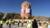 В Турции перевезли 550-летний мавзолей ради строительства дамбы