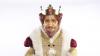 """Король Бельгии возмущён рекламой Burger King с """"выборами"""" монарха"""