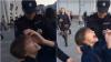 В сети появилось видео жестокого задержания ребенка в центре Москвы (18+)