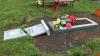 Подростки разгромили 157 надгробий на кладбище на Урале
