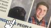 Портрет пса, который спас жизнь школьнику, включили в выпускной альбом
