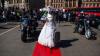 Мужчины ЮАР устроили демонстрацию в защиту женщин