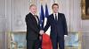 Эммануэль Макрон принимал Владимира Путина в Версале, который имеет статус госрезиденции
