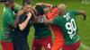 Финал Кубка России ознаменовался массовой дракой
