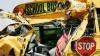 В результате ДТП со школьным автобусом в Лас-Вегасе пострадали 16 детей