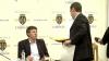 Муниципальные советники от ПСРМ снова принесли мэру Кишинева подарки