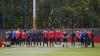 Футболисты МЮ перед финалом ЛЕ почтили память жертв теракта минутой молчания