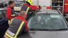 Спасатели насмешили годовалого малыша, который запер себя в машине