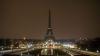 Огни на Эйфелевой башне погасили в память о жертвах трёх терактов в Багдаде