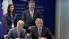 Появилось видео церемонии подписания безвиза Украины с Евросоюзом