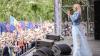 В Кишинёве прошёл грандиозный концерт по случаю Дня Победы и Дня Европы