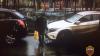 Видео: Пенсионер расцарапал Mercedes москвички на 78 тысяч рублей