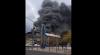 Видео: Крупный пожар произошел в Олимпийском парке Сиднея