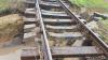 Из-за проливных дождей были повреждены некоторые участки местной железной дороги