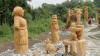 В природной резервации Plaiul Fagului прошёл ежегодный фестиваль деревянных скульптур