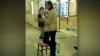 Пациентке с гипсом выдали табурет для передвижения по новосибирской больнице