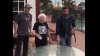 Видео: Чак Норрис проиграл старушке в бутылочку