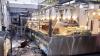 Видео: недовольные счетом посетители разгромили ресторан