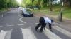 Человек-горилла преодолел лондонский марафон за шесть дней