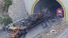 В результате взрыва в автомобильном тоннеле в Китае погибли 12 человек
